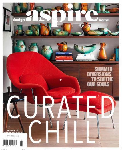 Aspire Design & Home magazine