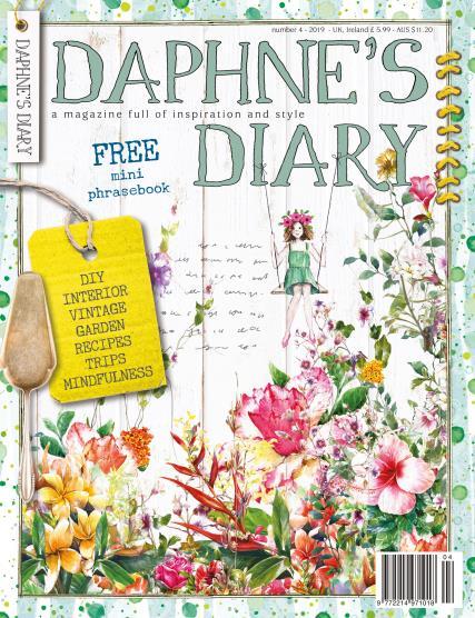 Daphne's Diary 04 2019 magazine