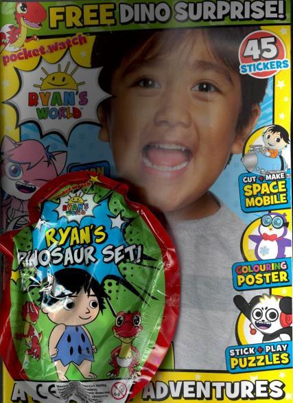 Ryan's World magazine