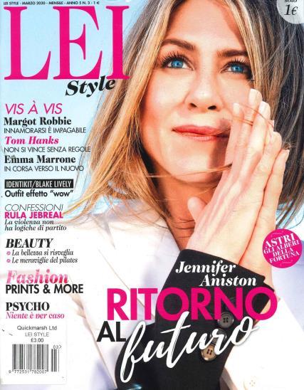 Lei Style magazine