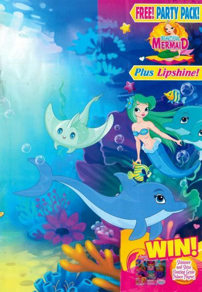 Beautiful Mermaid magazine