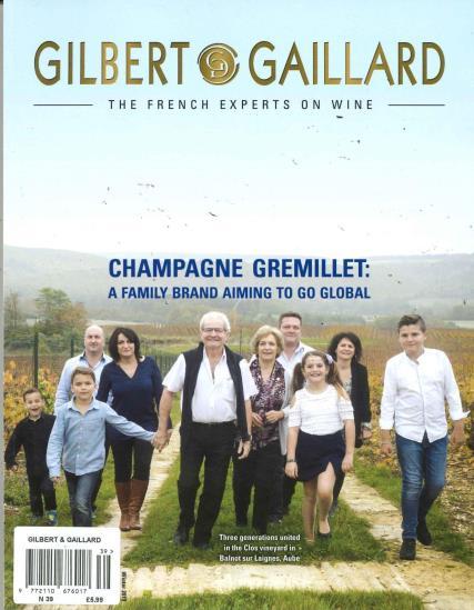Gilbert & Gaillard magazine