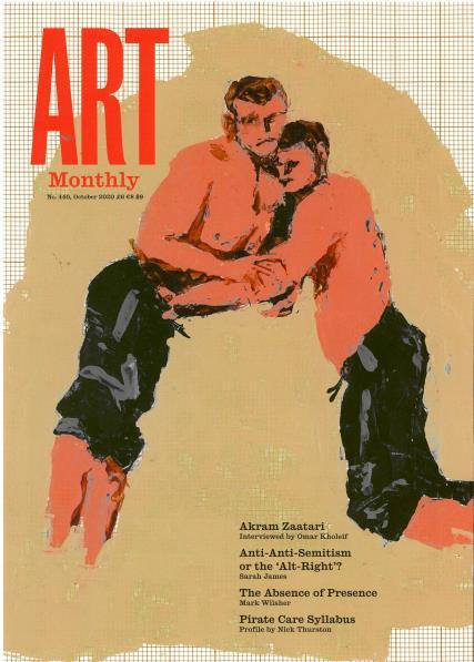 Art Monthly magazine