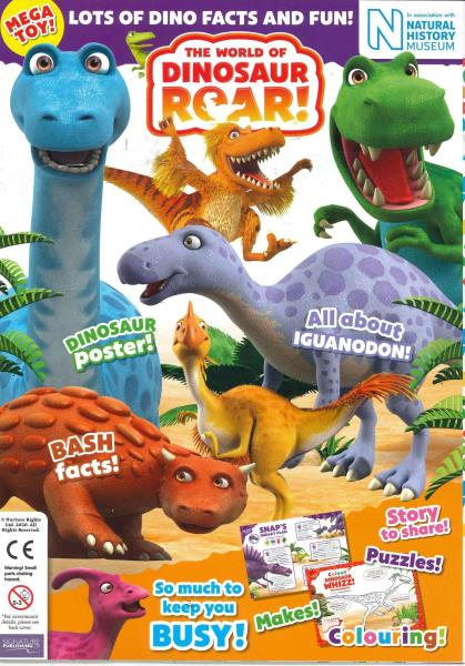 Dino Fun magazine