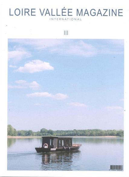 Loire Vallee Magazine magazine