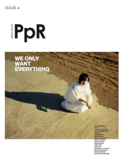 PPR Journal magazine