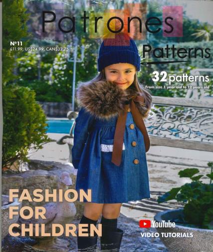 Patrones Patterns magazine