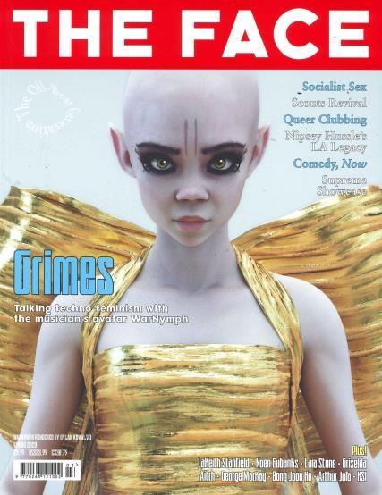 The Face magazine
