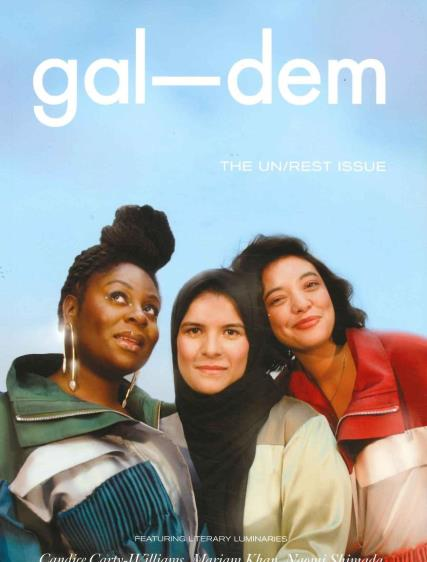 Gal-Dem magazine