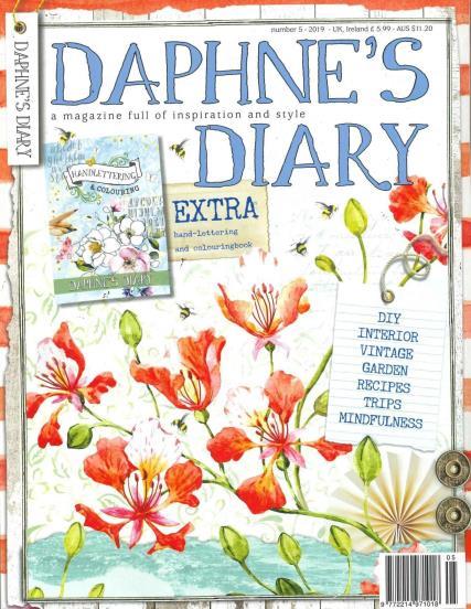 Daphne's Diary 05 2019 magazine