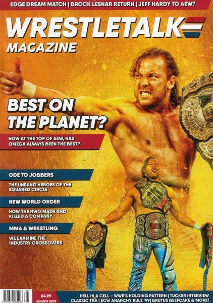 Wrestle Talk magazine