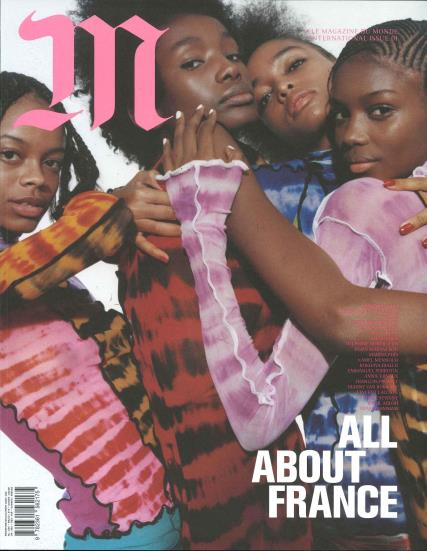 M Le Magazine Du Monde magazine