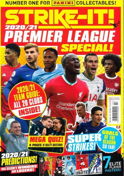Strike It Special magazine