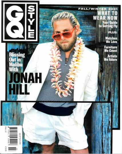 GQ Style USA magazine
