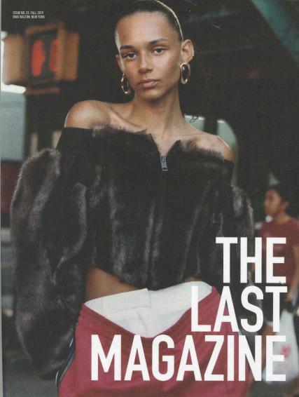 The Last Magazine magazine