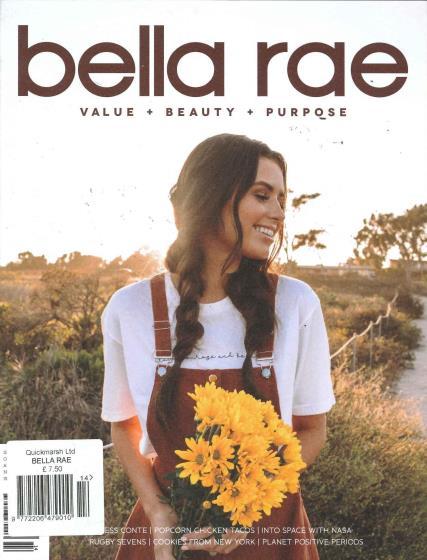 bella rae magazine