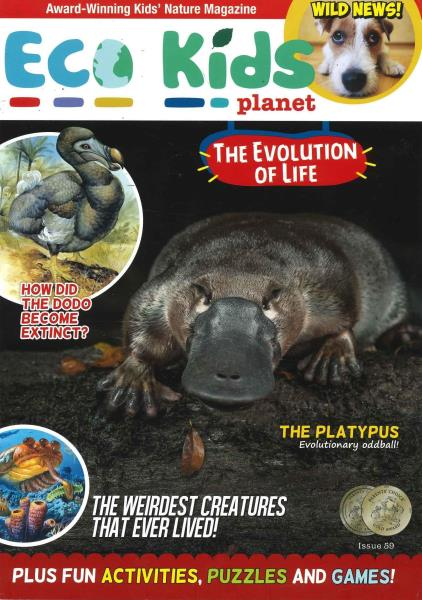 Eco Kids Planet  Issue 59 magazine