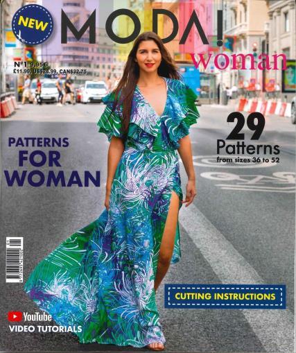 Moda! Woman magazine