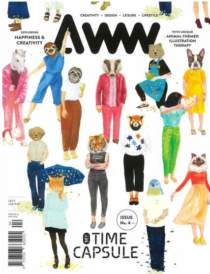 Aww magazine