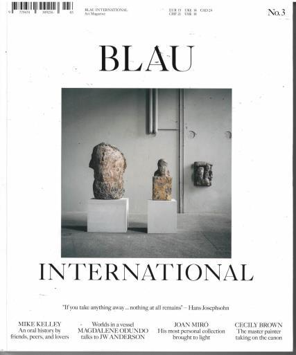 Blau International magazine