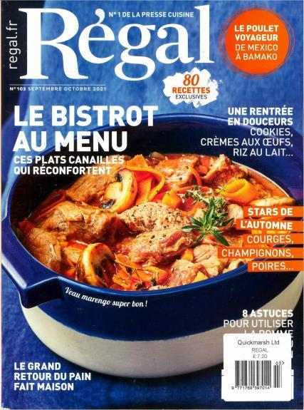 Regal magazine
