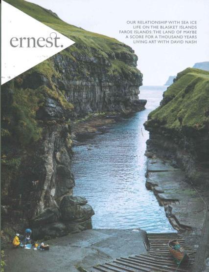 Ernest magazine
