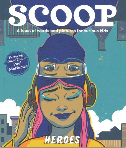Scoop magazine
