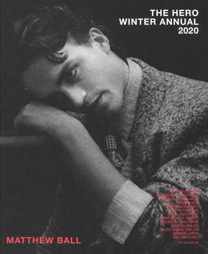 The Hero Winter Annual magazine