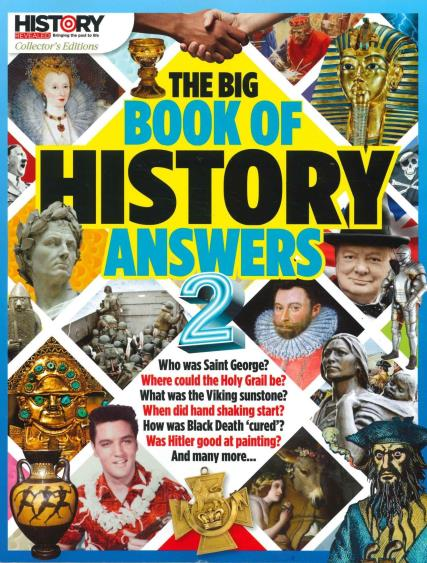 History Revealed Collector's Edition magazine