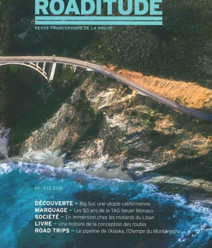 Roaditude - 07 magazine