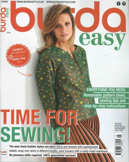 Burda Easy magazine