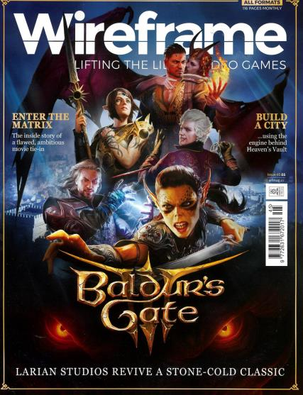 Wireframe magazine