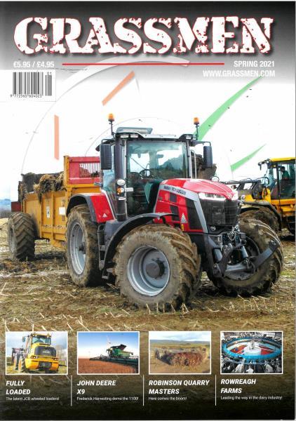Grassmen magazine