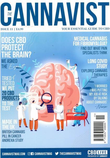 The Cannavist magazine