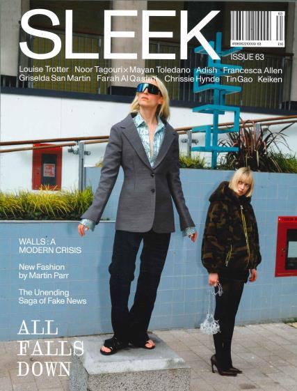 Sleek Issue 63 magazine