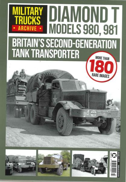 Military Trucks Archive magazine
