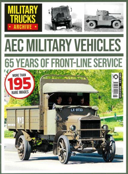Military Trucks Archive magazine