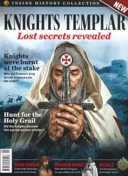 Inside History Collection magazine