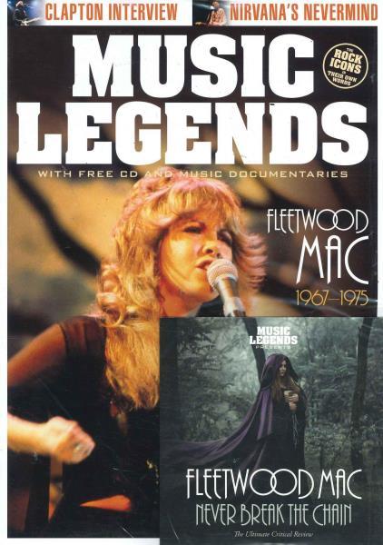 Music Legends magazine