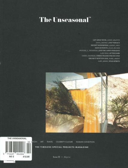 The Unseasonal magazine
