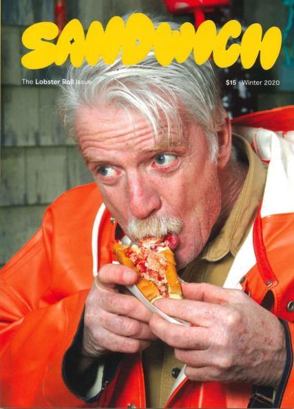 Sandwich magazine
