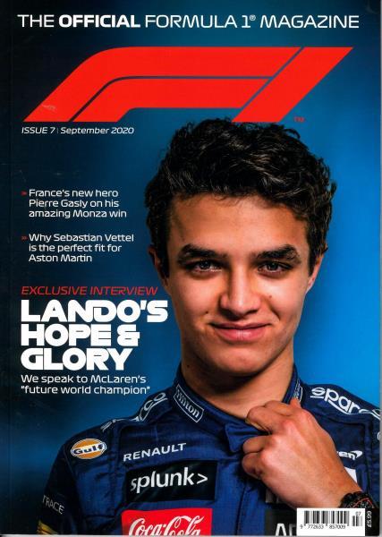 Official F1 Magazine magazine