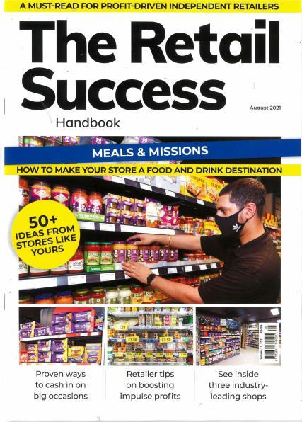 The Retail Success Handbook magazine