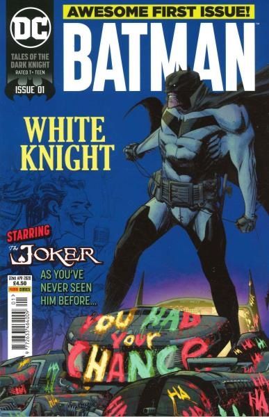 Batman Tales Dark Knight magazine