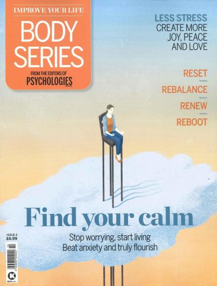 Body Series magazine