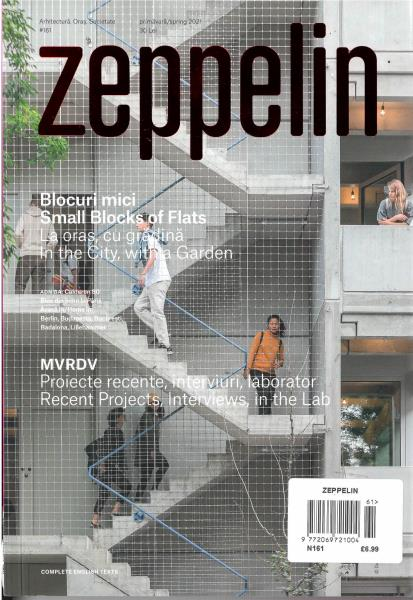 Zeppelin magazine