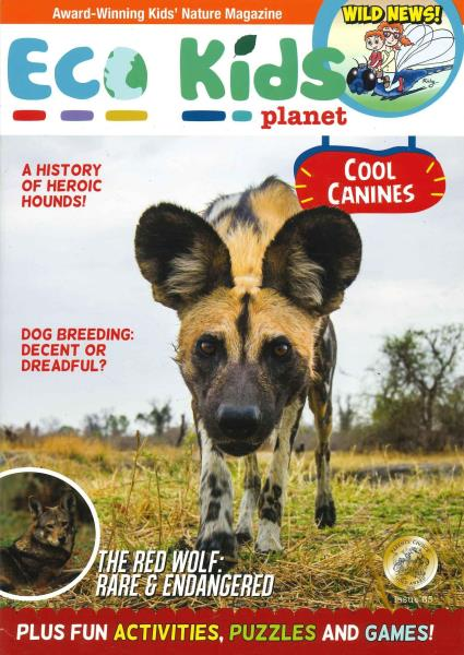 Eco Kids Planet Issue 65 magazine