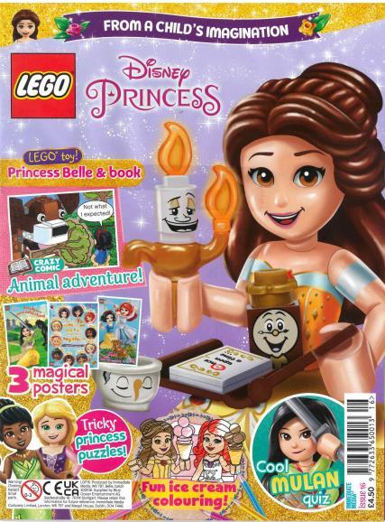 Lego Disney Princess magazine