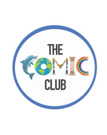 The Comic Club magazine