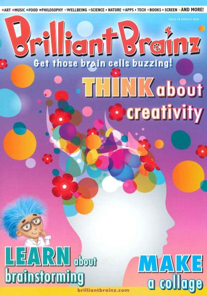 Brilliant Brainz Issue 18 magazine